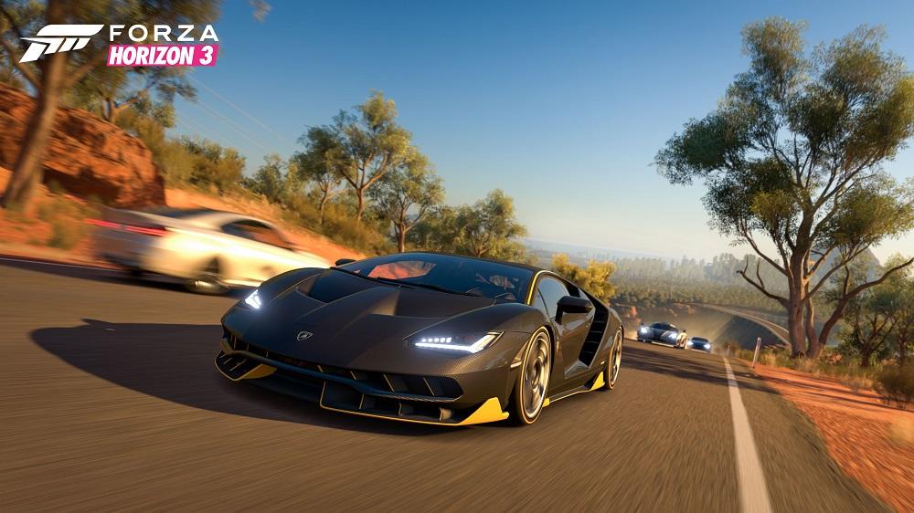 Forza Horizon 3 بیش از 9 میلیون بازیکن دارد