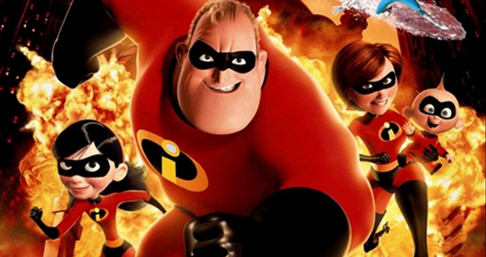 انیمیشن Incredibles 2