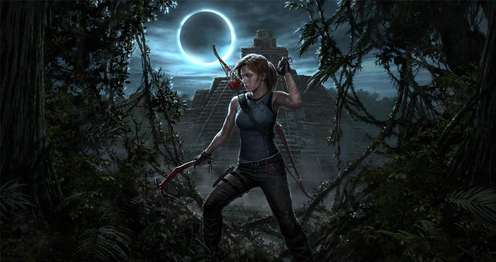 ساخت بازی Shadow of The Tomb Raider