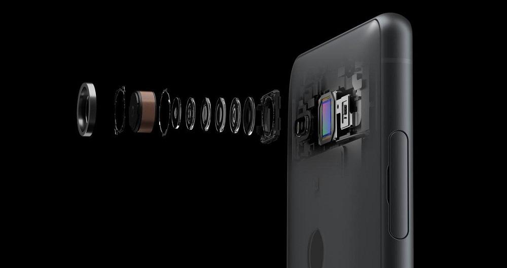 سنسور دوربین سونی