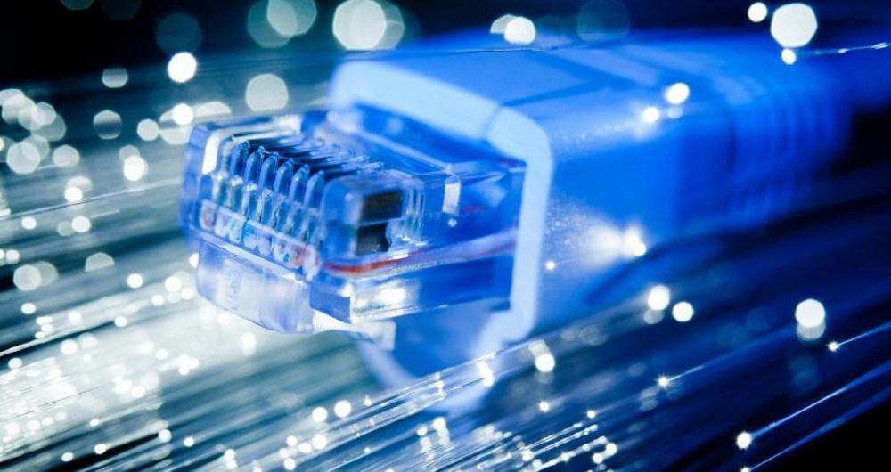 ظرفیت پهنای باند اینترنت داخلی
