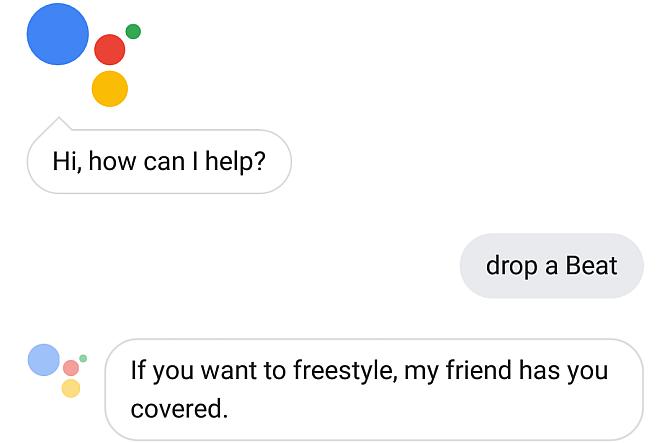 دستورهای صوتی گوگل اسیستنت