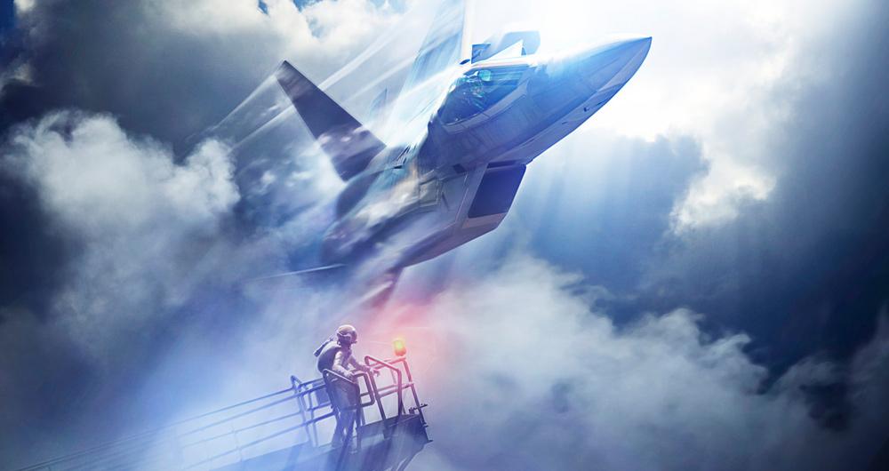 تاریخ انتشار بازی Ace Combat 7: Skies Unknown
