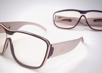 عینک هوشمند شرکت اپل