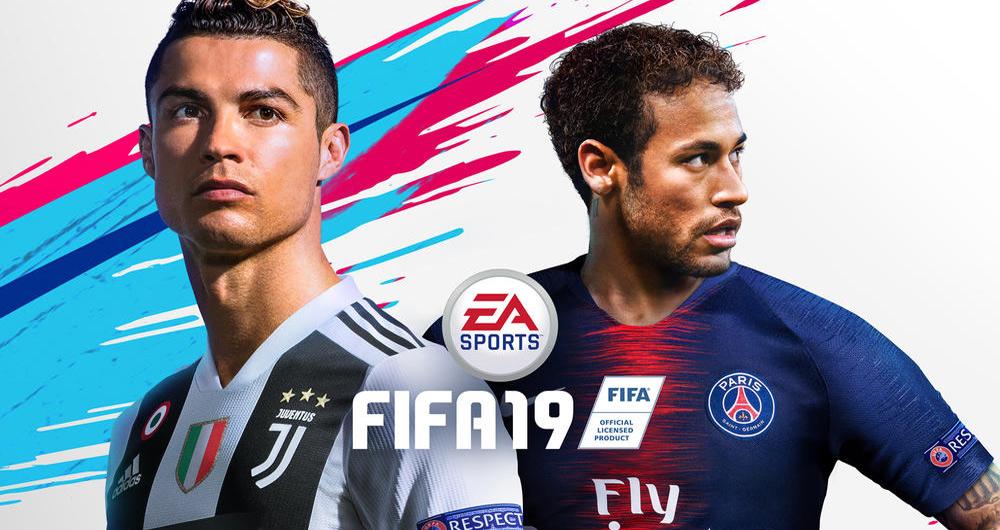 باندل FIFA 19 کنسول پلی استیشن 4