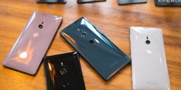 بروزرسانی اندروید 9 برای گوشی های اکسپریا