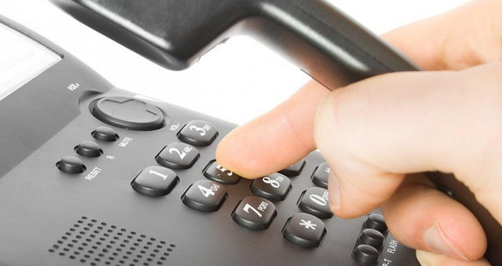 تماس تلفنی مشترکین