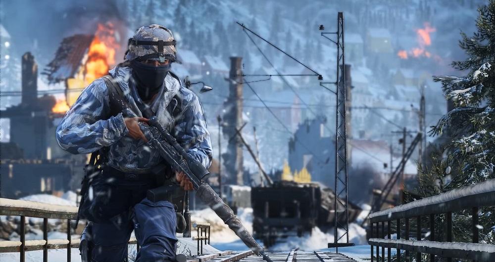 بتای عمومی بازی Battlefield V