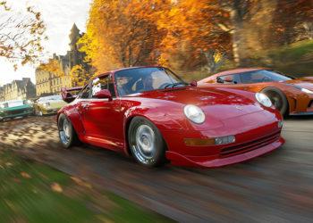خودروهای بازی Forza Horizon 4