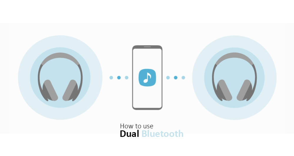 قابلیت Dual Bluetooth