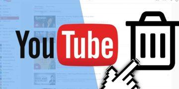 پاک کردن هیستوری یوتیوب