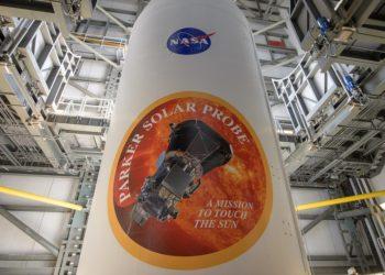 کاوشگر خورشیدی پارکر ناسا