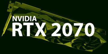 مشخصات انویدیا RTX 2070