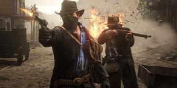 تریلر گیم پلی بازی Red Dead Redemption 2