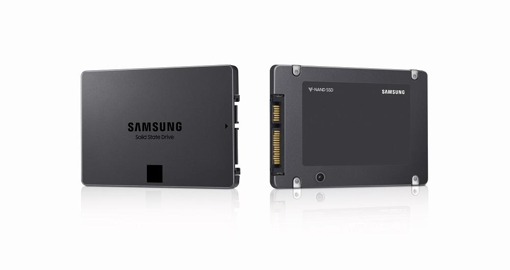 حافظه SSD سامسونگ با ظرفیت 4 ترابایت
