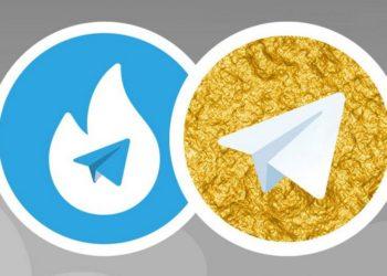 شبکه های اجتماعی هاتگرام و تلگرام طلایی