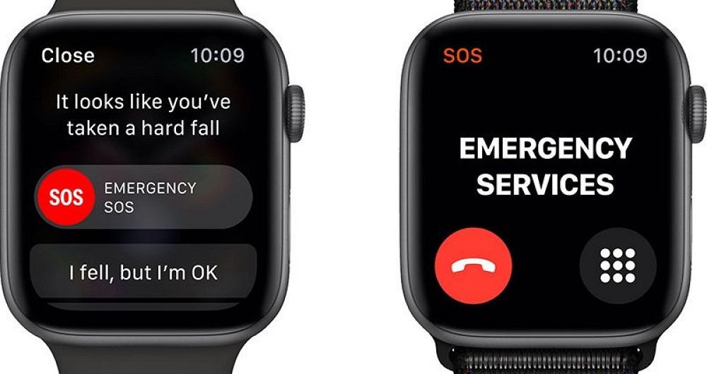قابلیت تشخیص سقوط اپل واچ سری 4