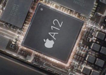 پردازنده A12 اپل