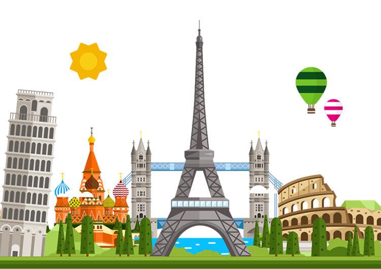 ارزان ترین شهرهای اروپا برای سفر