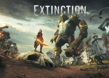 تریلر بازی Extinction