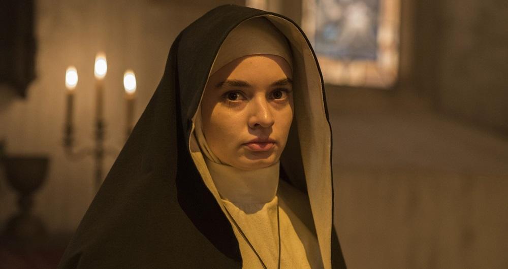 فیلم ترسناک راهبه