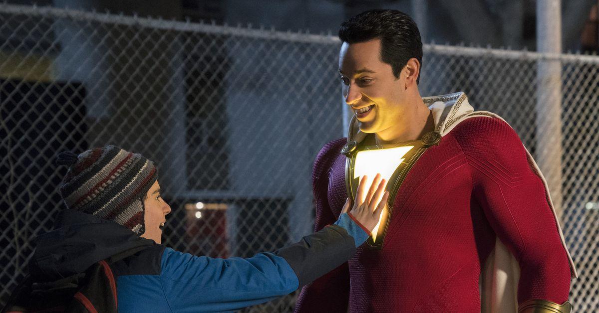 فیلم سوپرمن 2019