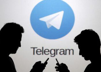 شبکه پیام رسان تلگرام