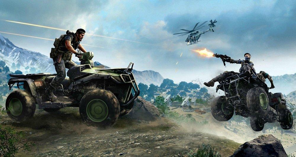 سیستم مورد نیاز بازی Call of Duty Black Ops 4