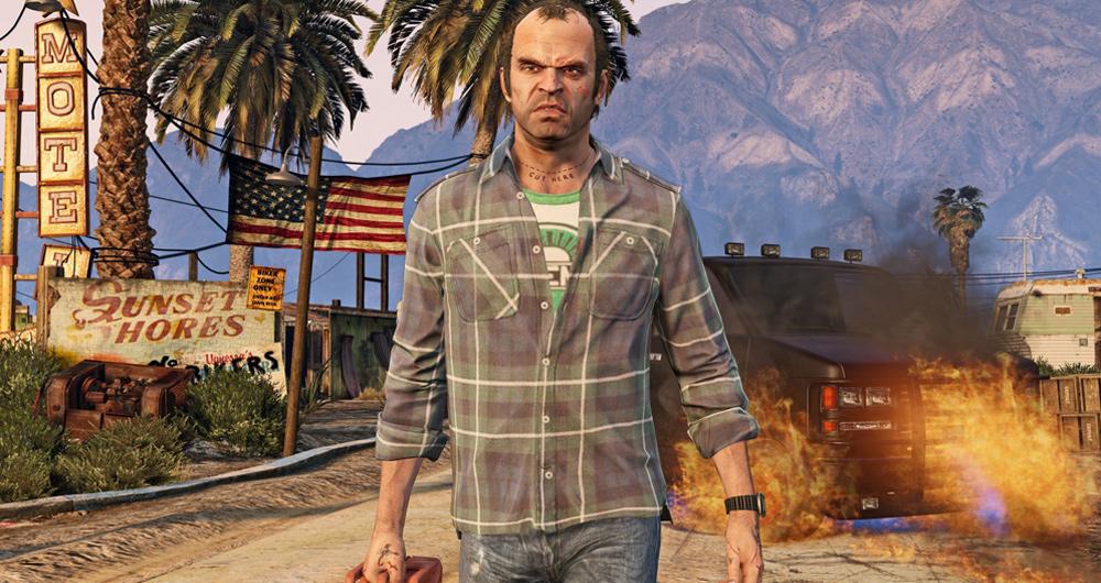 مستند بازی GTA V