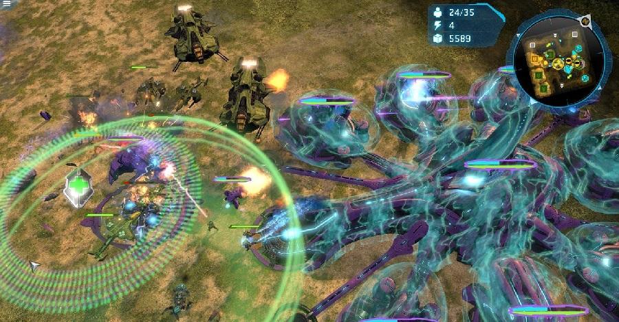 مجموعه Halo Wars