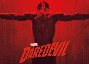 پوستر فصل سوم Daredevil پوستر فصل سوم دردویل