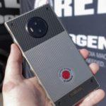 مشخصات گوشی رد هیدروژن وان به اینترنت راه پیدا کرد