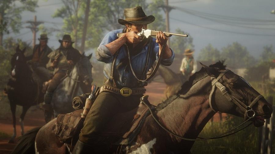 پری لود بازی Red Dead Redemption 2