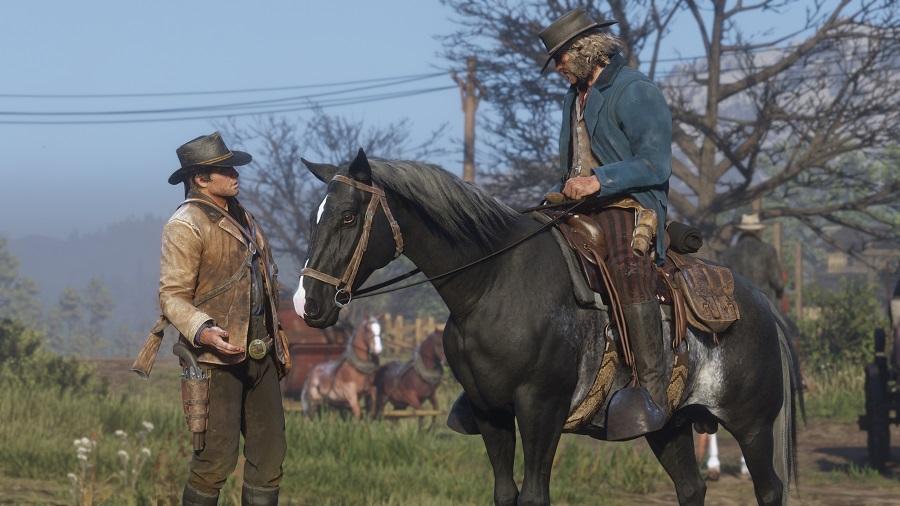 نقدها و نمرات بازی Red Dead Redemption 2