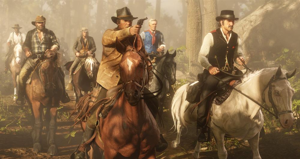 اسلحه های بازی Red Dead Redemption 2