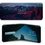پتنت گوشی انعطاف پذیر اپل به ثبت رسید