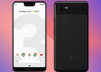 تصاویر جدید گوشی گوگل پیکسل 3 XL