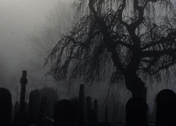 قبرستان های ترسناک در ایران