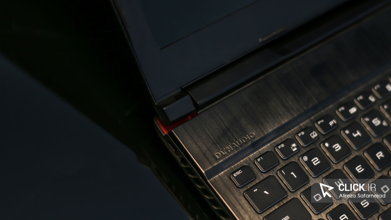لپ تاپ GE63VR