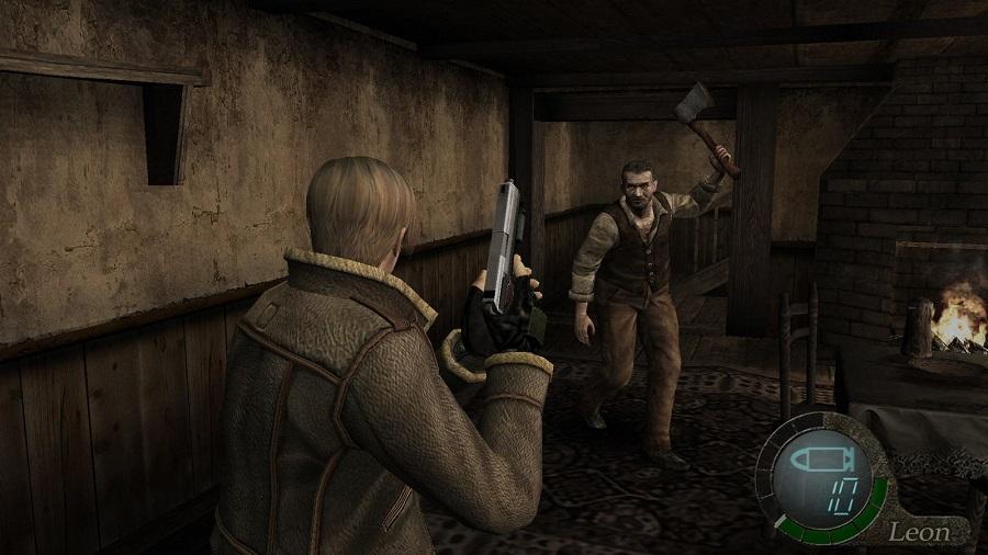 نسخه نینتندو سوییچ بازی Resident Evil 4