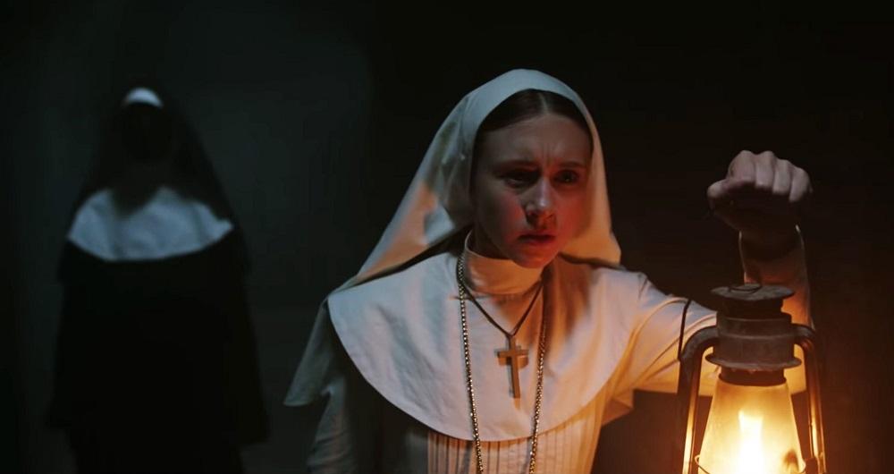 فیلم ترسناک The Nun