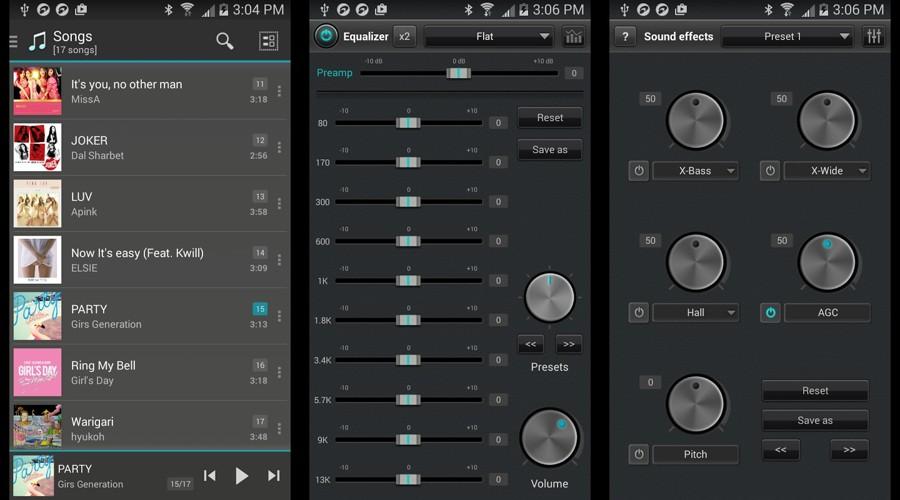 بهترین موزیک پلیرهای اندروید و iOS