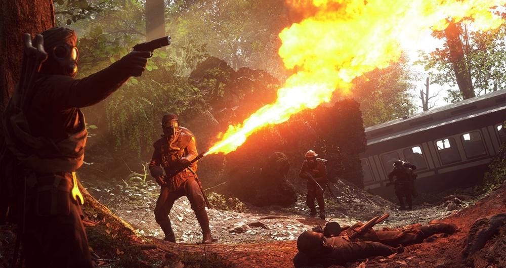 تریلر زمان عرضه بازی Battlefield V