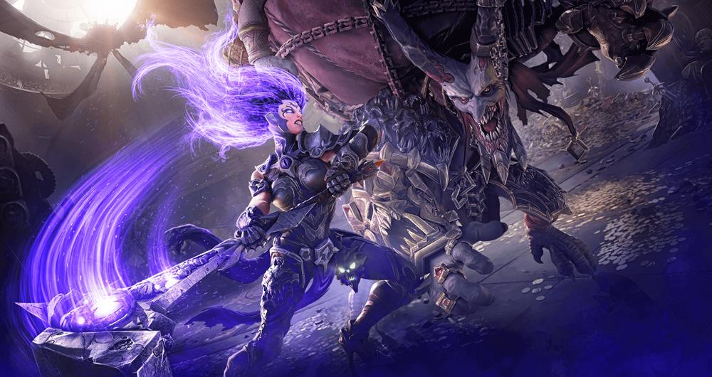 سیستم مورد نیاز بازی Darksiders III
