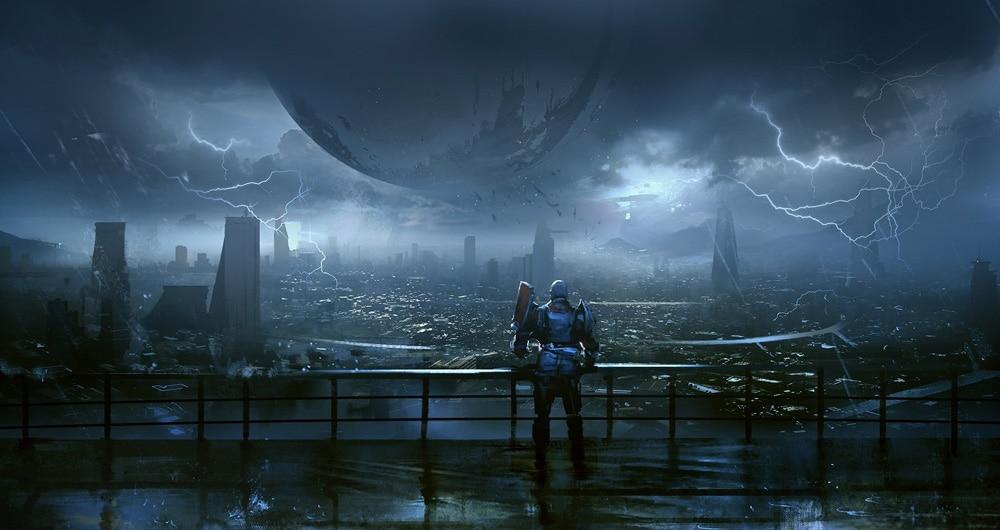نسخه رایگان بازی Destiny 2