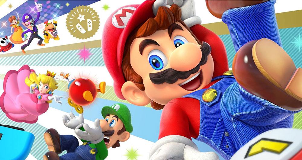 بازی Super Mario Party