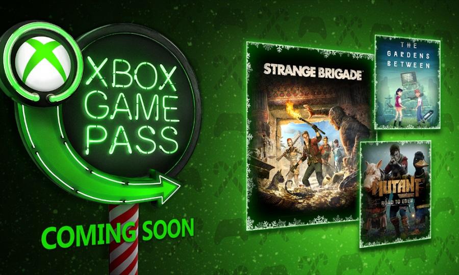 بازی های ماه دسامبر 2018 سرویس Xbox Game Pass