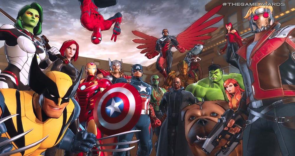 بازیMarvel Ultimate Alliance 3