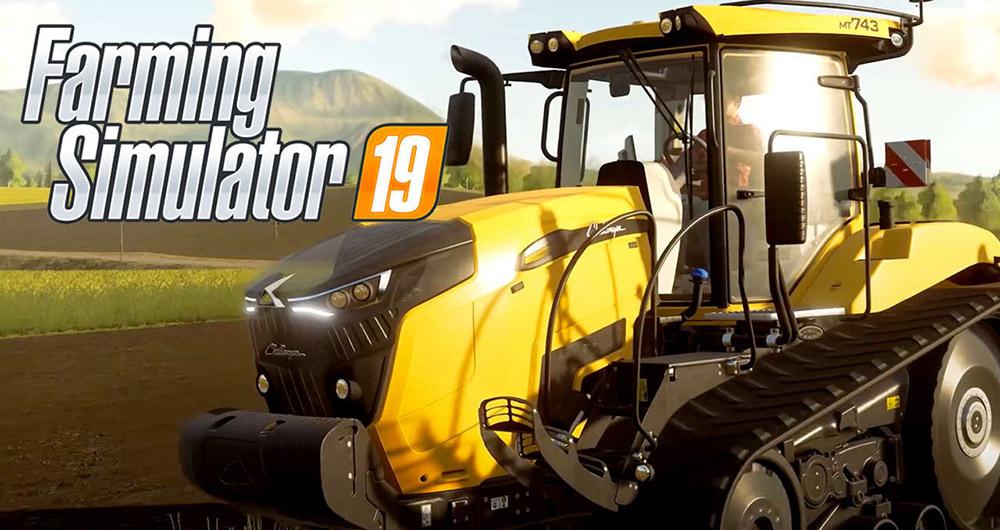 فروش Farming Simulator 19