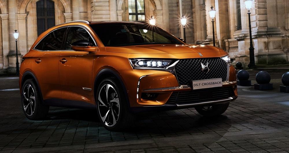 ورود خودروی دی اس 7 کراس بک به بازار ایران